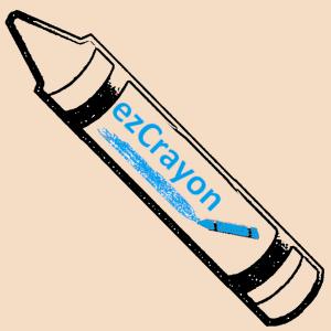 ezCrayon (Gold-8G)